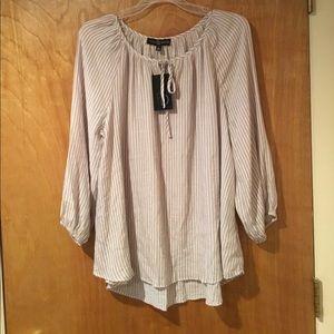 Fred David blouse. NWT